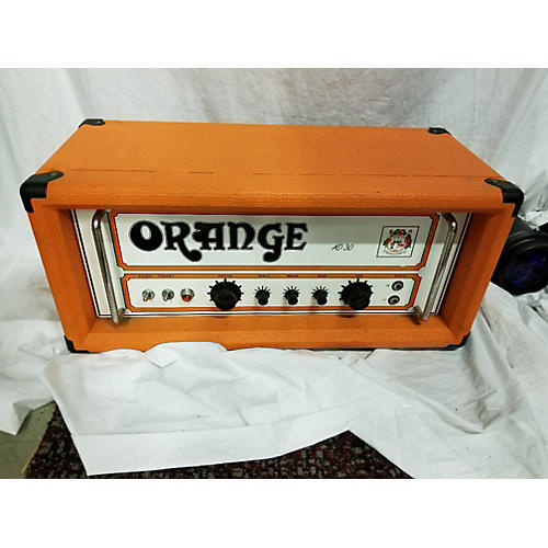 Orange Amplifiers Ad30 Tube Guitar Amp Head