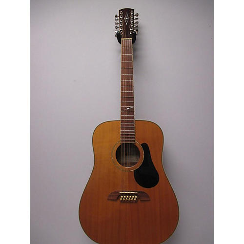 used alvarez ad60s 12 12 string acoustic guitar guitar center. Black Bedroom Furniture Sets. Home Design Ideas