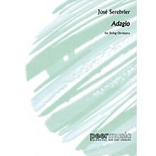 Peer Music Adagio (String Orchestra) Peermusic Classical Series Composed by José Serebrier