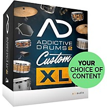 XLN Audio Addictive Drums 2: Custom XL