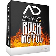 XLN Audio Addictive Drums 2: Rock & Metal Edition