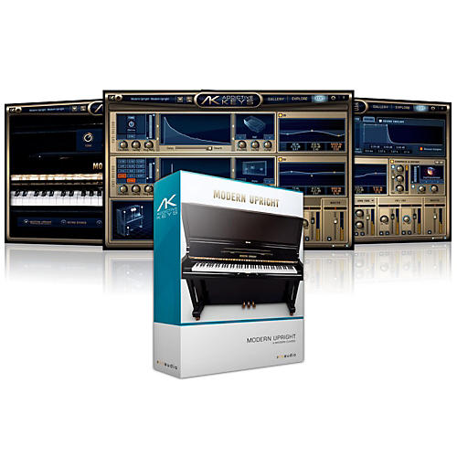 XLN Audio Addictive Keys: Modern Upright Software Download