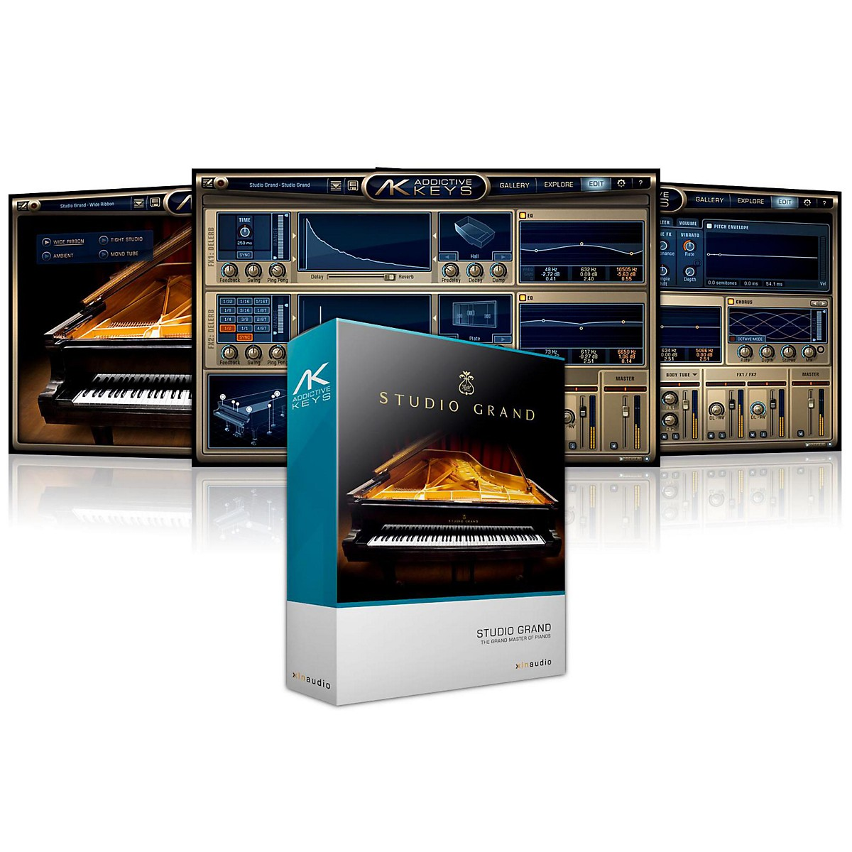 XLN Audio Addictive Keys: Studio Grand Software Download