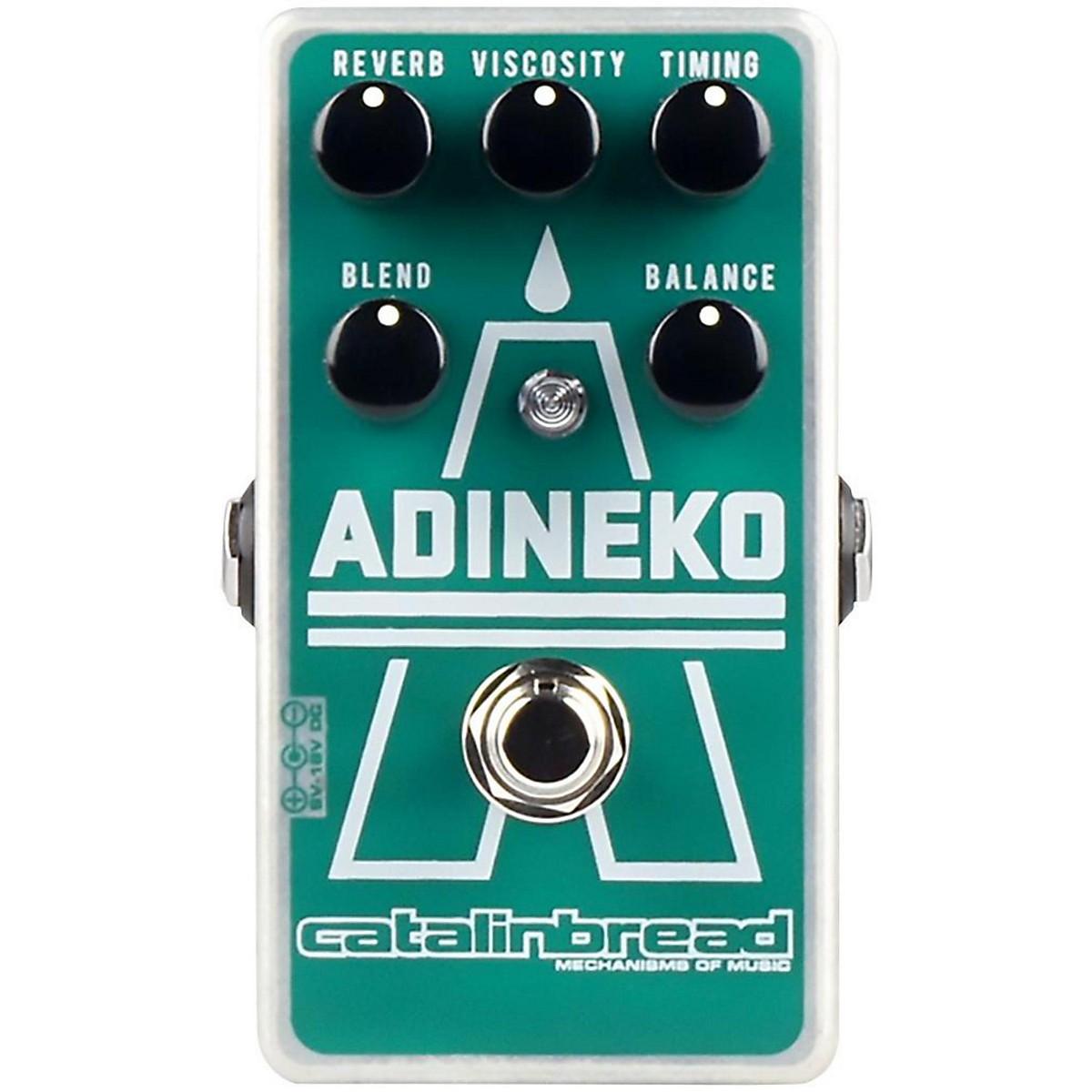 Catalinbread Adineko Oil Can Delay Guitar Pedal