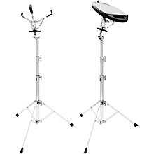 Ahead Adjustable Practice Pad Stand with Basket