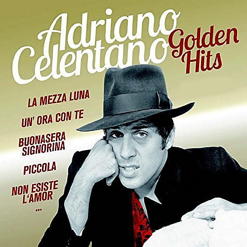 Alliance Adriano Celentano - Golden Hits