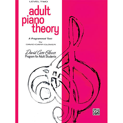 Alfred Adult Piano Theory Level 2