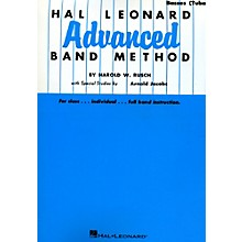 Hal Leonard Advanced Band Method - Basses (Tuba)