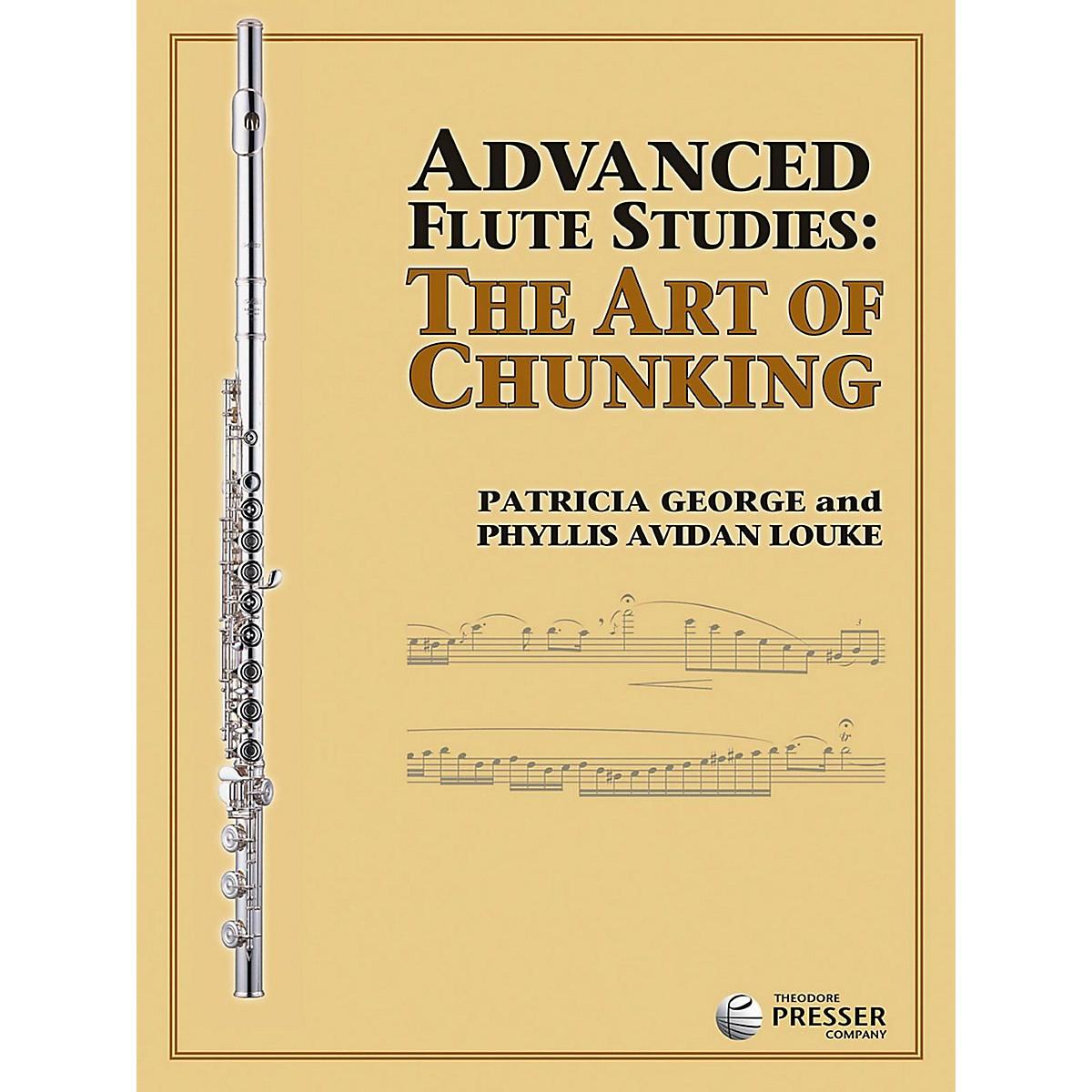 Carl Fischer Advanced Flute Studies: The Art of Chunking Book