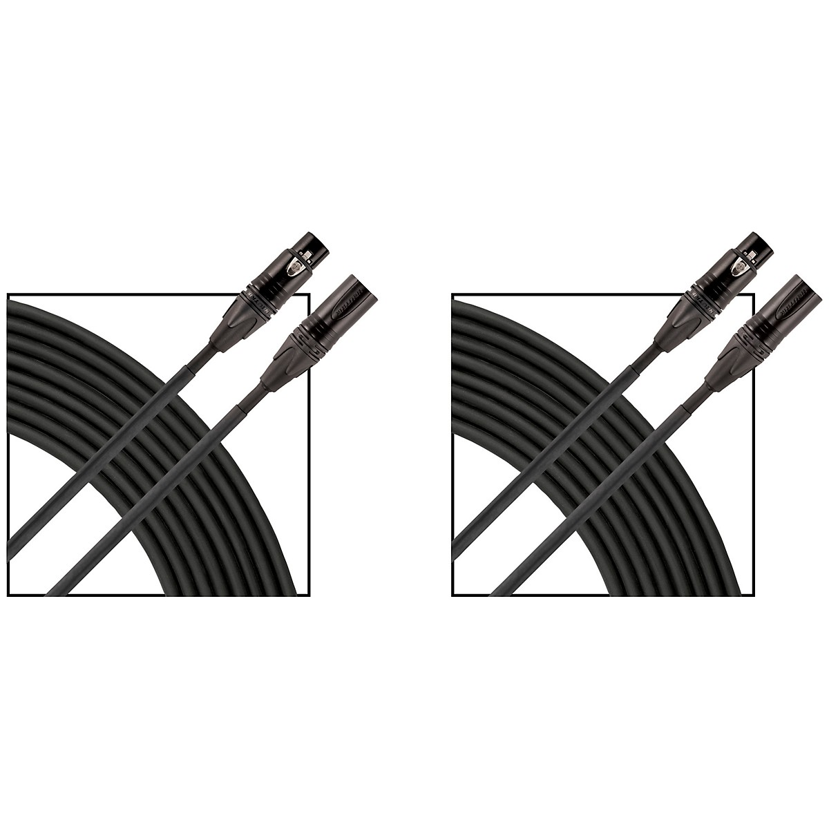 Livewire Advantage Microphone Cable 2 Pack - 15 ft.