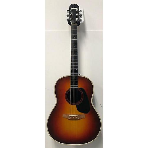 used applause ae 14 acoustic electric guitar crimson burst guitar center. Black Bedroom Furniture Sets. Home Design Ideas