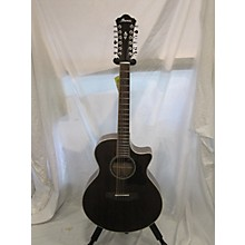Ibanez Ae2412nt 12 String Acoustic Electric Guitar
