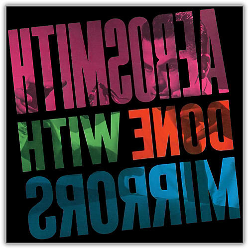 Universal Music Group Aerosmith - Done With Mirrors LP