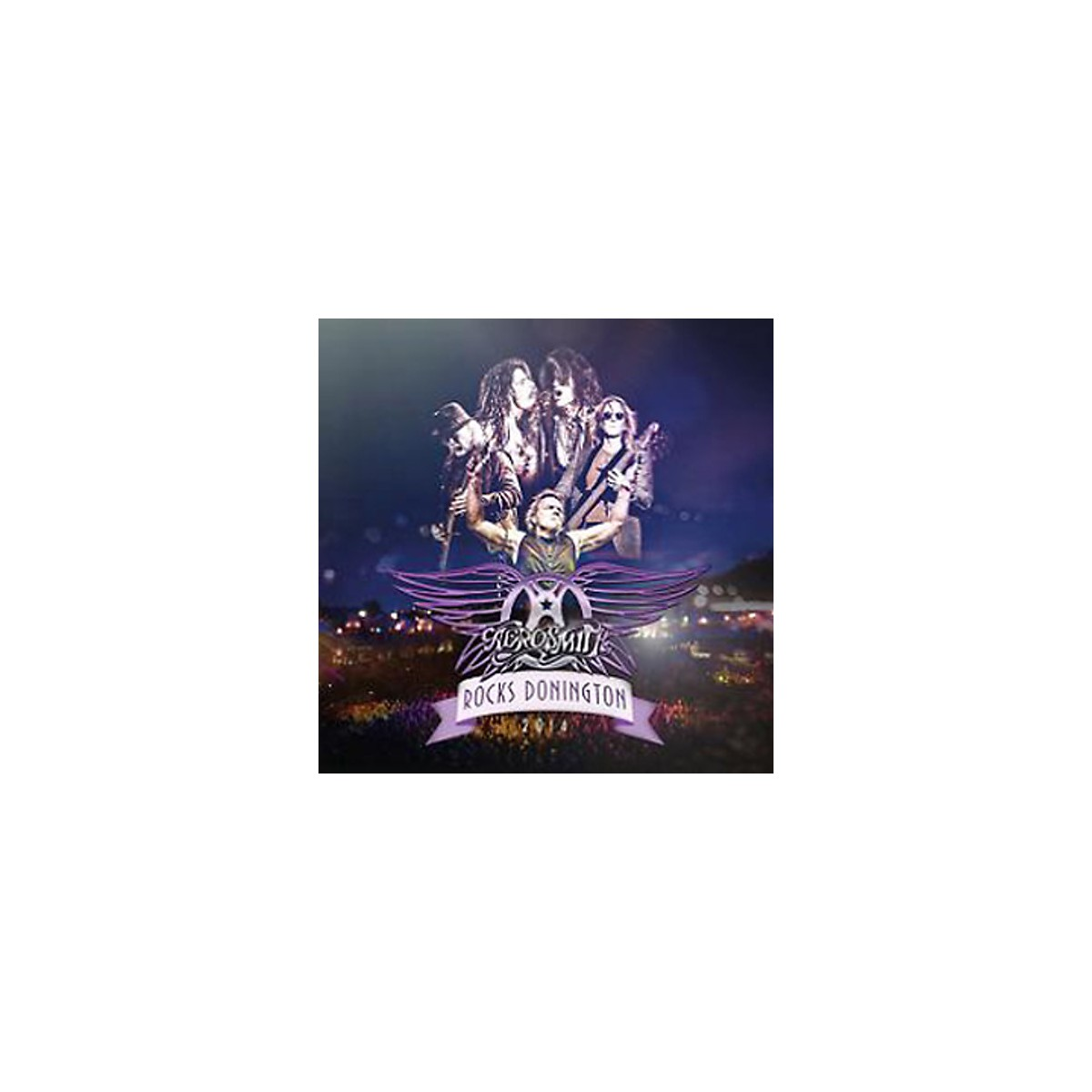 Alliance Aerosmith - Rocks Donington 2014 [3LP/DVD] [Limited Edition]
