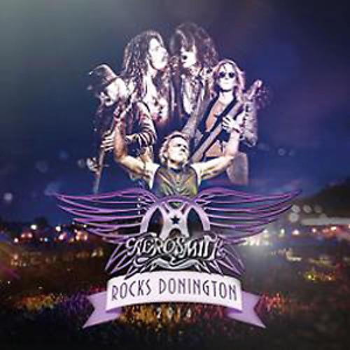 Alliance Aerosmith - Rocks Donington 2014 [3LP/DVD] [Limited Edition]