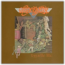 Aerosmith - Toys in the Attic Vinyl LP