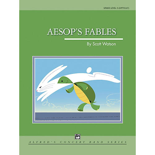 Alfred Aesop's Fables Grade 5 (Advanced)