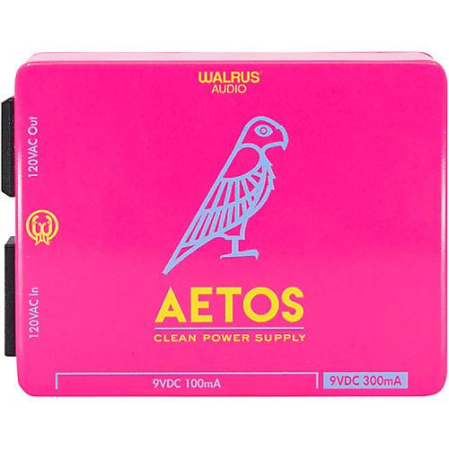 Walrus Audio Aetos 120V Neon Clean Power Supply