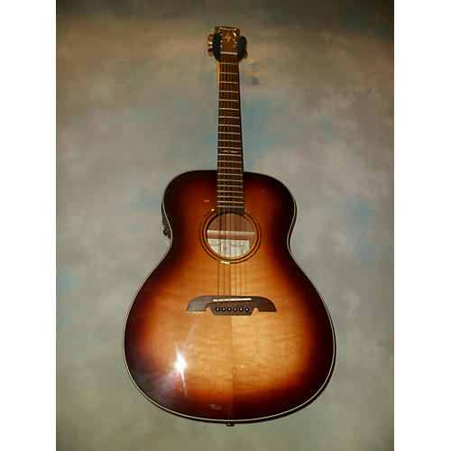 Alvarez Af610eshb Acoustic Electric Guitar
