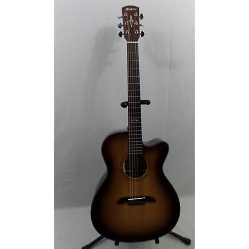 Alvarez Af770ceshb Acoustic Electric Guitar