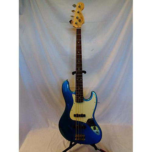used squier affinity jazz bass electric bass guitar blue guitar center. Black Bedroom Furniture Sets. Home Design Ideas