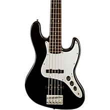 Affinity Jazz Bass V Black