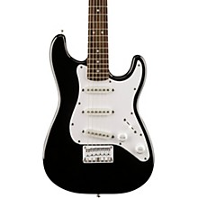 Affinity Mini Stratocaster V2 Electric Guitar Black