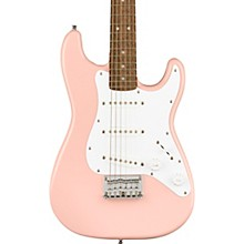 Affinity Mini Stratocaster V2 Electric Guitar Shell Pink
