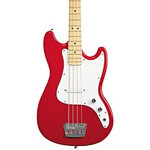 Affinity Series Bronco Bass Guitar Torino Red