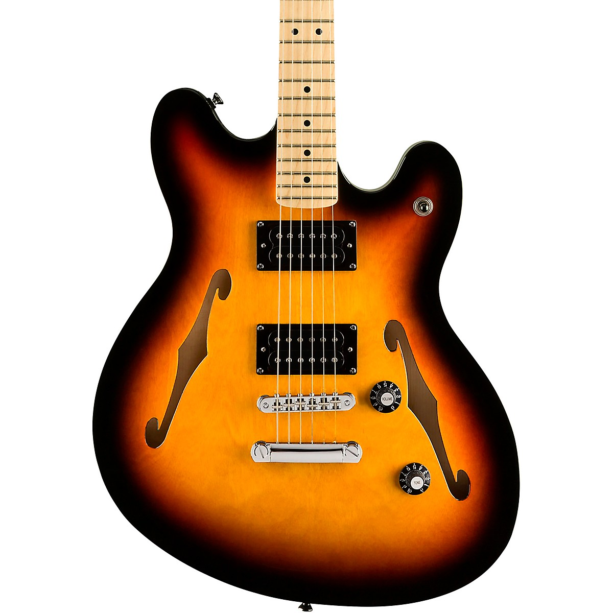 Squier Affinity Series Starcaster Maple Fingerboard Electric Guitar