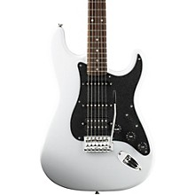 Affinity Series Stratocaster HSS Electric Guitar with Rosewood Fingerboard Olympic White Rosewood Fingerboard