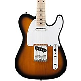 Squier Affinity Series Telecaster Electric Guitar 2-Color Sunburst