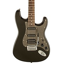 Affinity Stratocaster HSS Electric Guitar Montego Black Metallic