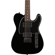 Affinity Telecaster HH Electric Guitar with Matching Headstock Metallic Black