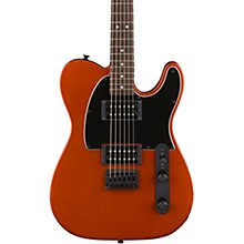 Affinity Telecaster HH Electric Guitar with Matching Headstock Metallic Orange