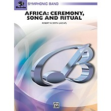 BELWIN Africa: Ceremony, Song, and Ritual Grade 4 (Medium)