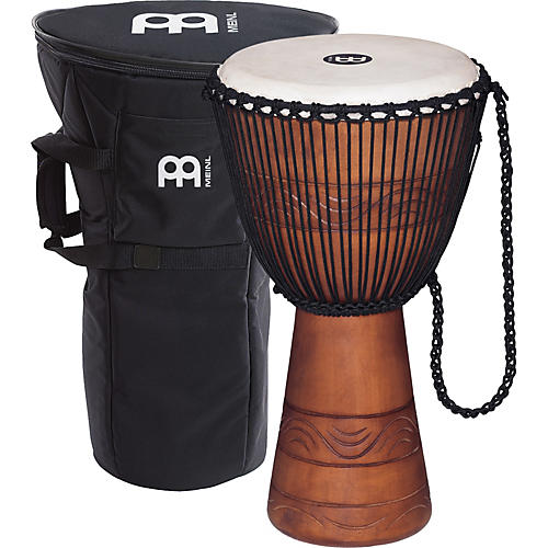Meinl African Djembe with Bag