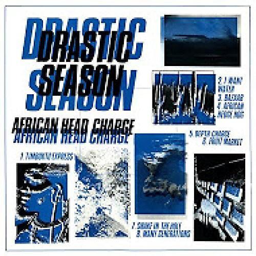Alliance African Head Charge - Drastic Season