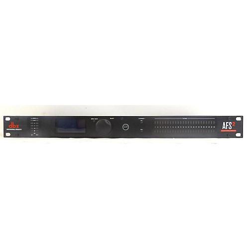 dbx Afs2 Signal Processor