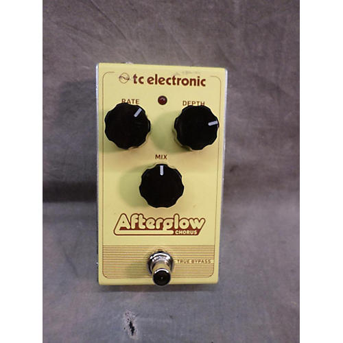 Tc Electronic Afterglow : used tc electronic afterglow chorus effect pedal guitar center ~ Russianpoet.info Haus und Dekorationen