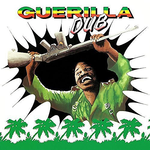 Alliance Aggravators & Revolutionaries - Guerrilla Dub