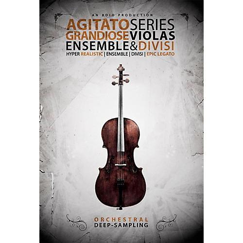 8DIO Productions Agitato Series: Grandiose Cellos