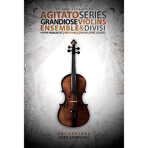 8DIO Productions Agitato Series: Grandiose Violins