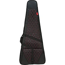 Agony Series Electric Guitar Bag Black Extreme Guitar/Flying V