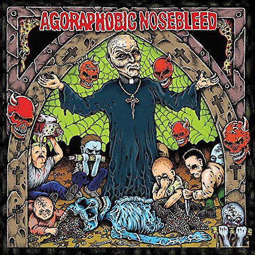 Alliance Agoraphobic Nosebleed - Altered States of America