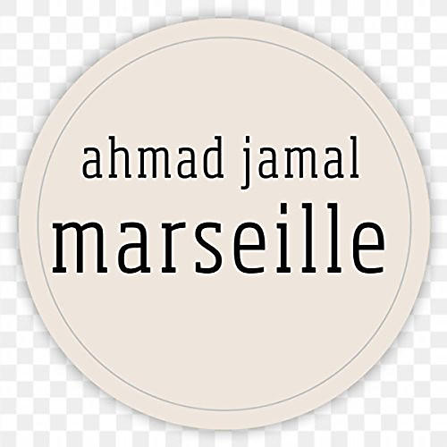 Alliance Ahmad Jamal - Marseille
