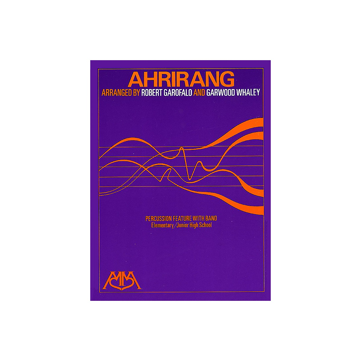 Meredith Music Ahrirang (Korean Folksong) Concert Band Level 1 Arranged by Robert Garofalo