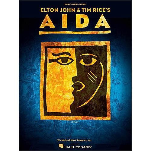 Hal Leonard Aida Vocal Selections