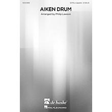 De Haske Music Aiken Drum SATB a cappella arranged by Philip Lawson