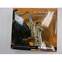 Samson Airline 77 Instrument Wireless System